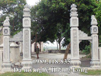 Cột đá ĐẸP Hoàng Long năm 2020