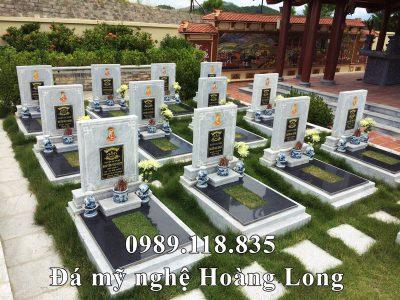 Lăng mộ đá Hoa Viên nghĩa trang đẹp