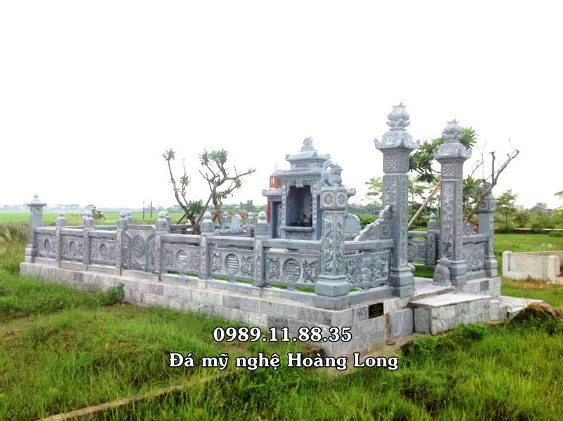 Địa chỉ làm lăng mộ đá tại Hải Phòng