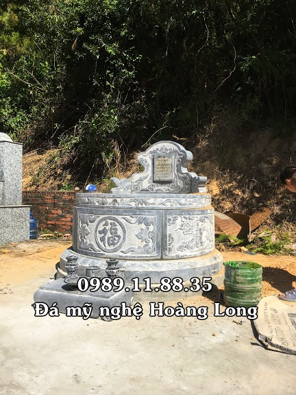 Địa chỉ làm mộ tròn ở Quảng Ninh