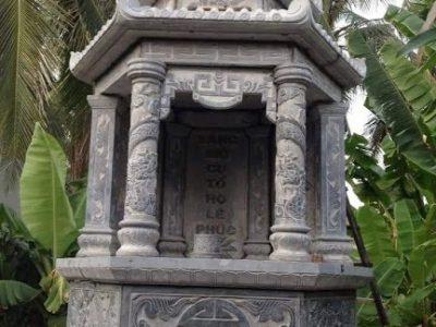 Làm lăng thờ cụ tổ họ Lê Phúc tại Hà Nội