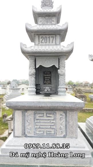 Làm mộ đá ba đao