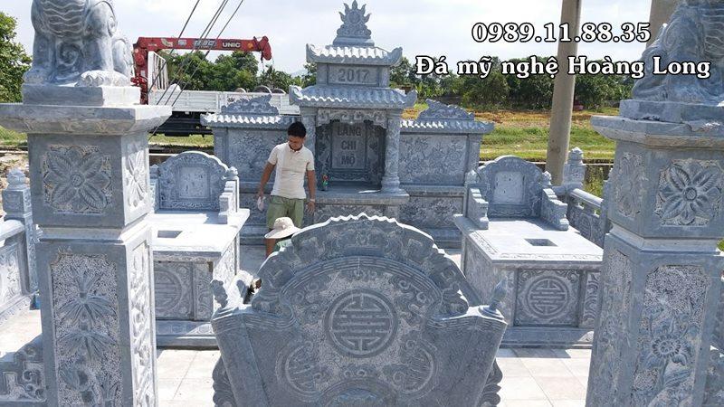 Lăng chi họ tại Phú Thọ