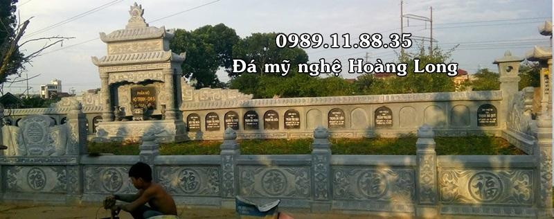 Lăng mộ đá dòng họ Trịnh tại Hà Nội