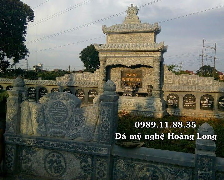 Lăng mộ đá họ trịnh tại Hà Nội