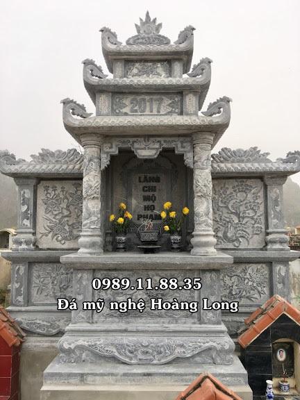 Khu lăng mộ đá họ Phạm tại Tuyên Quang