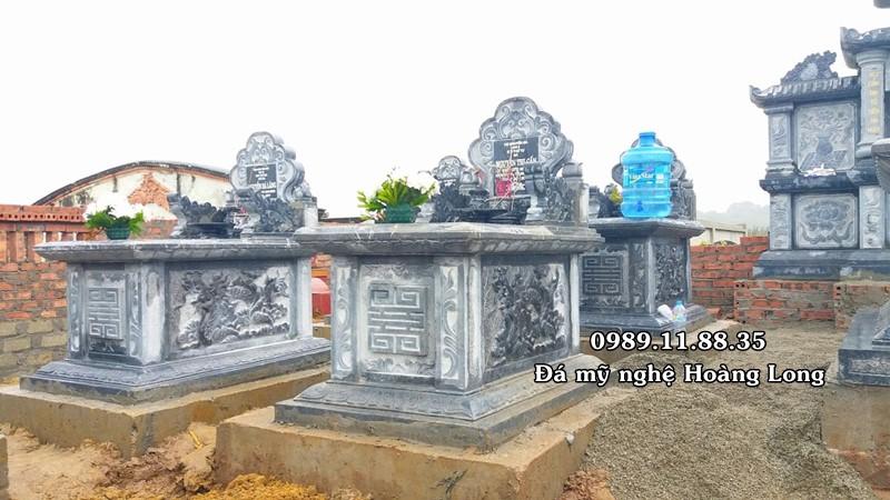 Lăng mộ đá gia đình dòng họ
