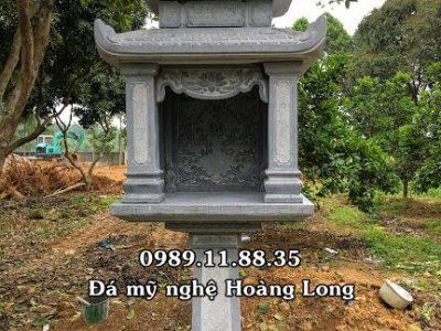 Lắp đặt cây hương thờ ngoài trời tại Hà Nội