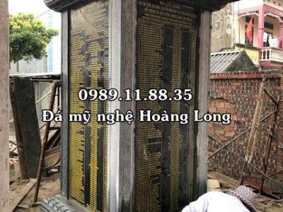 Bia đá chế tác tại Ninh Bình