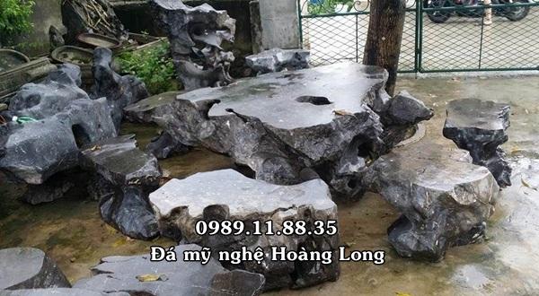Địa chỉ bán bàn ghế đá tự nhiên trên toàn quốc