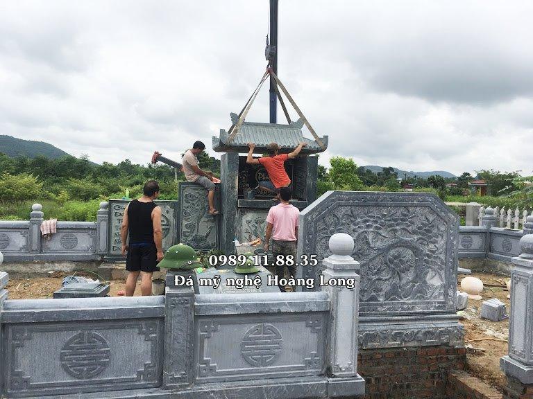Địa chỉ làm lăng mộ đá tại Đắk Lắk