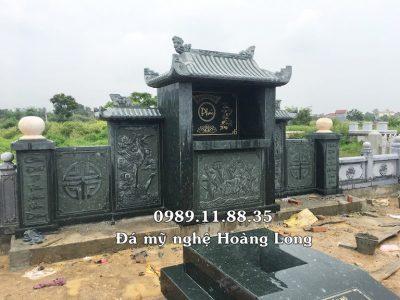 Mẫu lăng mộ đá cao cấp lắp đặt tại Đắk Lắk