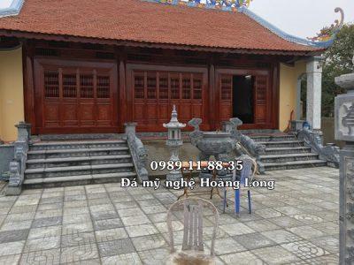 Nhà thờ họ bằng đá lắp đặt tại Hòa Bình