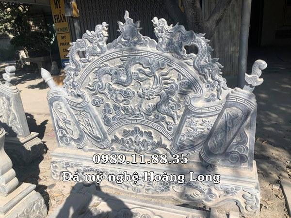 Bán mẫu cuốn thư đá đẹp tại Quảng Ninh