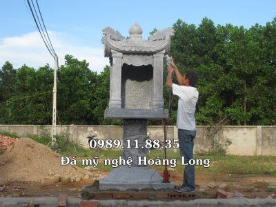 Bàn thờ thiên lắp tại Quảng Bình
