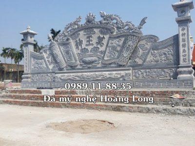 Báo giá bức bình phong bằng đá tại Phú Thọ