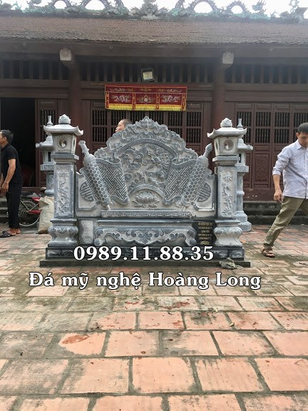Báo giá cuốn thư đá tại Bắc Ninh