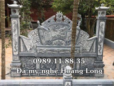 Chế tác cuốn thư đá từ đường họ Trịnh tại Hà Nội