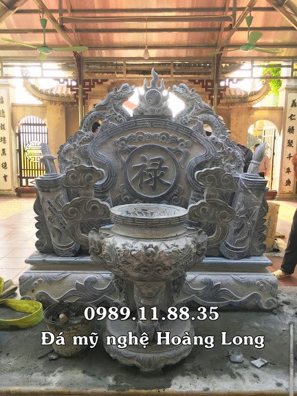 Cuốn thư đá đẹp tại Hà Nội