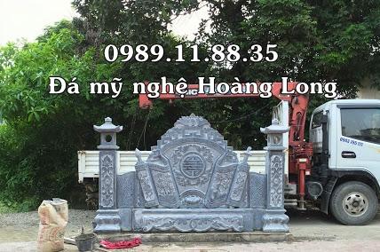 Cuốn thư đá lắp đặt tại Hưng Yên