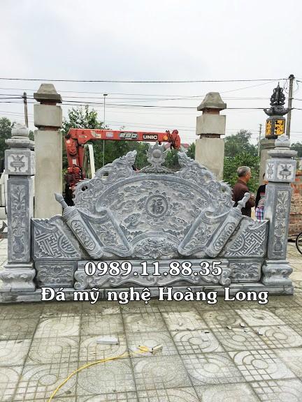 Cuốn thư đá nhà thờ họ tại Hà Tĩnh
