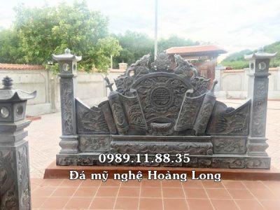 Cuốn thư đá nhà thờ họ tại Nghệ An