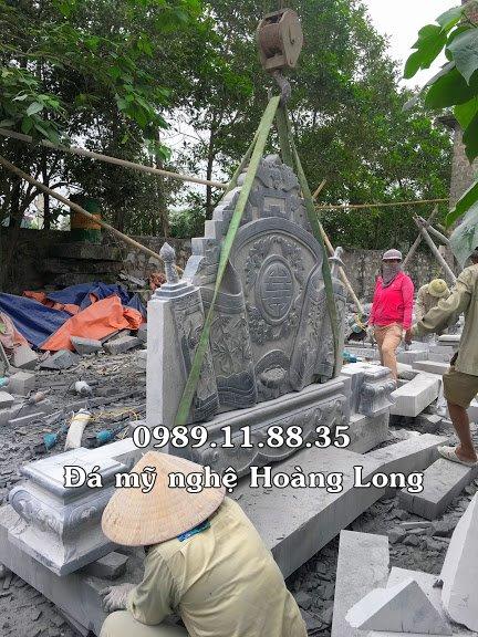 Địa chỉ làm cuốn thư đá tại Hưng yên
