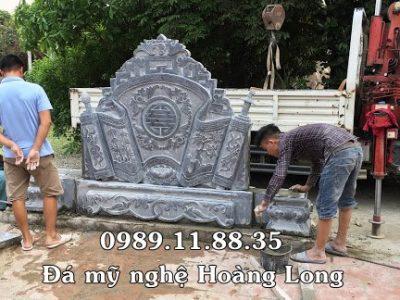 Giá làm cuốn thư đá ở Hưng Yên