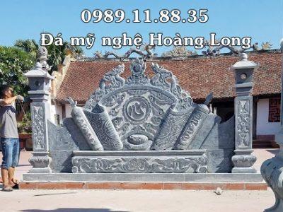 Giá cuốn thư đặt tại Đình chùa