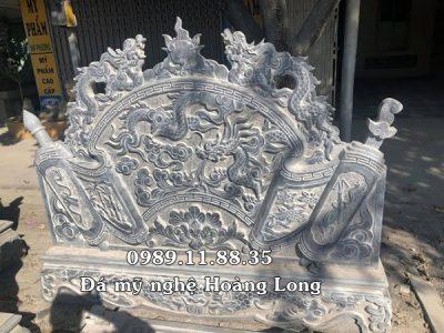 Làm cuốn thư đá tại Quảng Ninh giá bao nhiêu?