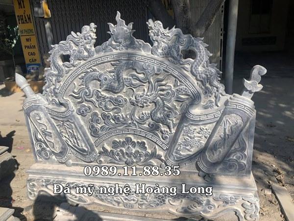 Làm cuốn thư đá tại Quảng Ninh giá bao nhiêu