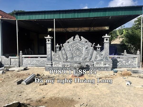 Lắp đặt cuốn thư đá tại Nghệ An