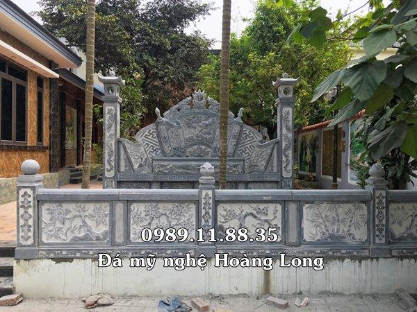 Lắp đặt cuốn thư phong thủy bằng đá tại Hà Nội