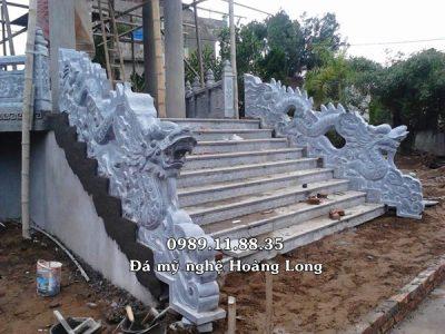 Lắp đặt rồng bậc thang tại Điện Biên