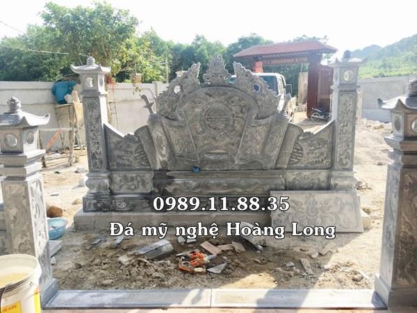 Mẫu bình phong làm tại Nghệ An