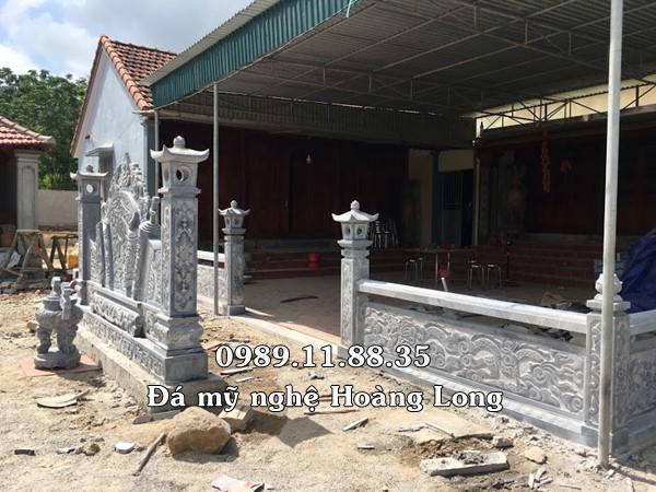 Nhà thờ họ bằng đá tại Nghệ An