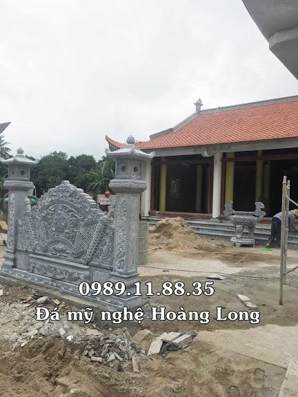 Nhà thờ họ bằng đá tại Thái Bình