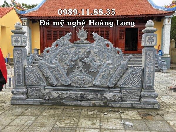 Tắc môn đá lắp tại Hà Tĩnh