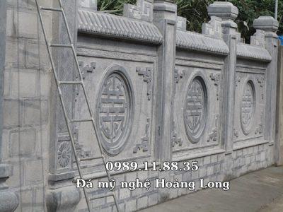 Tường đá đẹp