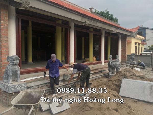 Xây dựng nhà thờ gia tộc Nguyễn Quang tại Thái Bình