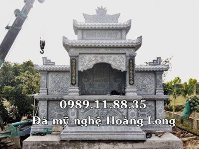 Am thờ bằng đá lắp đặt tại Quảng Nam