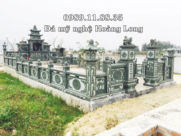 Giá làm lăng mộ đá tại Khánh Hòa