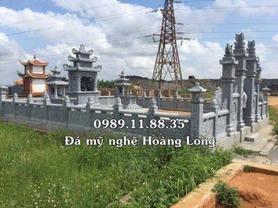 Giá xây dựng lăng mộ bằng đá tại Bắc Ninh