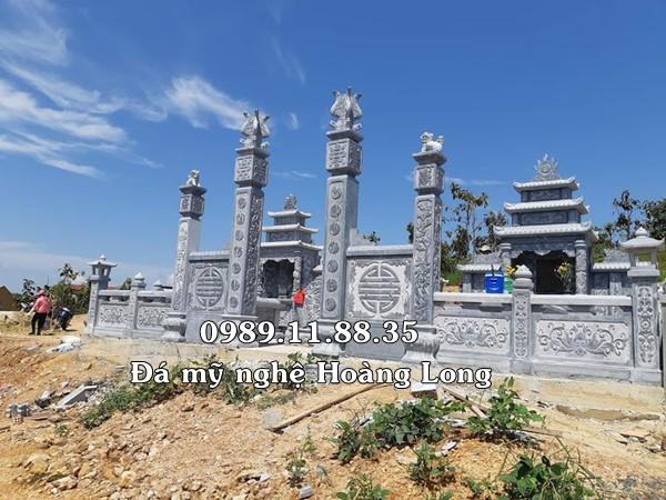Giới thiệu mẫu lăng mộ đẹp tại Bình Thuận