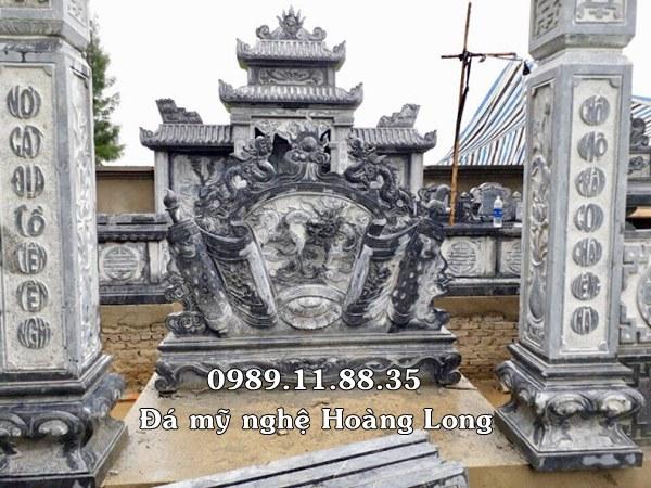 Lăng mộ chuẩn phong thủy