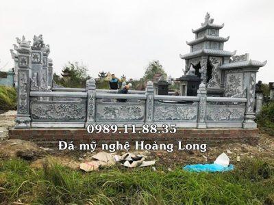 Làm khu lăng mộ tại Phú Yên