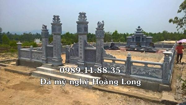 Lăng mộ dòng họ bằng đá
