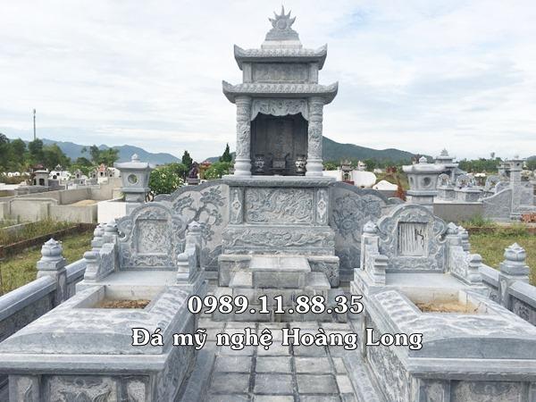 Lắp đặt lăng mộ đá Nghệ An