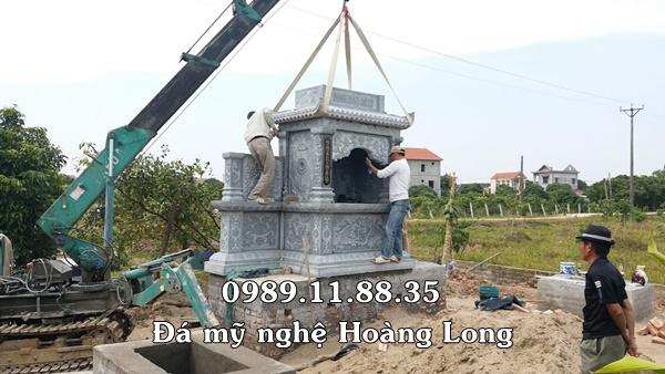 Long đình đá đẹp tại Quảng Nam