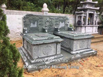 Mẫu lăng mộ đá cao cấp tại Hồ Chí Minh